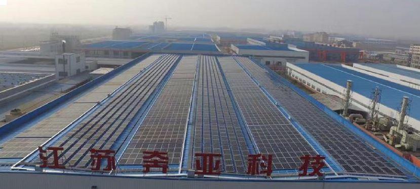 Grid-on system Location ( Yangzhou)