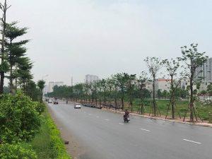 Dự án đường trục phía nam tỉnh Hà Tây